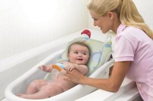 Чрезмерное купание ребенка