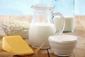 Правильные молочные продукты для лактации