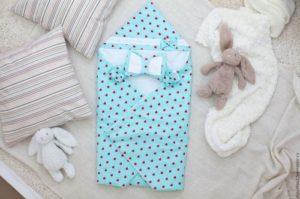 Конверты для новорожденных своими руками