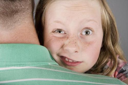 Как бороться с детской ложью